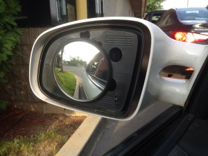 Side view mirror replacement.