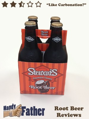 Stewart's Root Beer Review by Handy Father