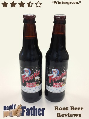 Frostie Root Beer Review by Handy Father