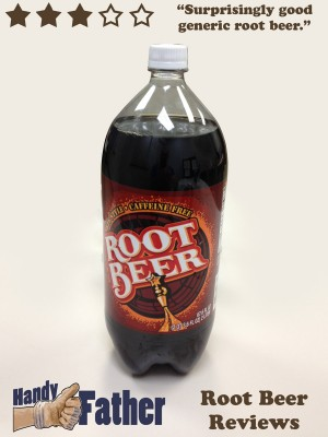 Walmart Keg Style root beer review