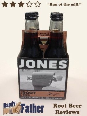 Jones Root Beer Review