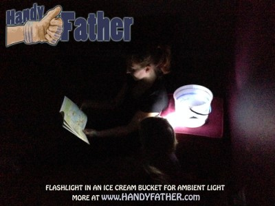 read books Easy Lighting solution for power outage